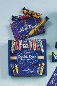 New food gift reductions at Next - Cadbury set, Malteasers set, Oreo set   £3 & The Jelly Bean Factory Solitaire game £5