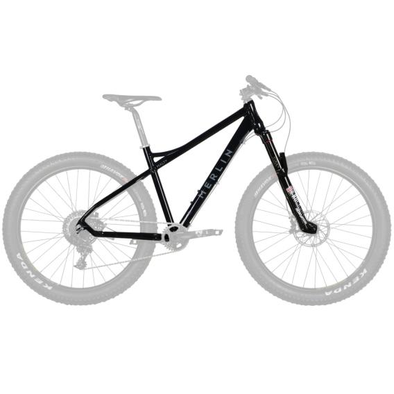 Merlin MALT+ Mountain Bike Frame (S,M,L) & Rockshox Revelation 140mm Boost Fork @ Merlin Cycles £399.95