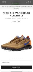 Nike Air Vapormax 2 Flyknit £95.60 delivered @ End clothing