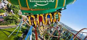20% combo tickets at PortAventura & Ferrari Land - £58 Adults / £51 child 4-10yrs & Senior - 60yrs+ @ Attraction tickets direct