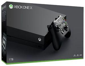 [Refurbished Console Deals] Xbox One X £303 / Xbox One X + Forza 7 or Sea of Thieves £309 / PS4 500GB £160 / Xbox One 1TB £125 @ Argos eBay