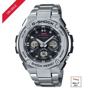 Casio G-Shock G-Steel Solar Radio Controlled watch, £134 at H. Samuel with code