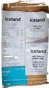 NHS/EmergencyServices/Military 10% Discount still active at Iceland, but ends soon!