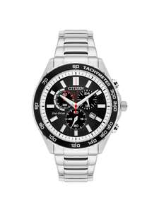 Citizen AT2380-51e Eco-Drive chronograph clearance  at John Lewis & Partners - £99.50