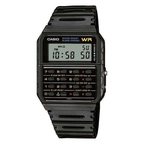 Casio Digital LCD Watch with Calculator, Stopwatch, Alarm, etc - Model CA53W-1 £19.99 @ 7dayshop