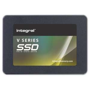 Integral 240GB V Series SATA III SSD Drive - 500MB/s (Version 2) for £26.99 Delivered @ MyMemory