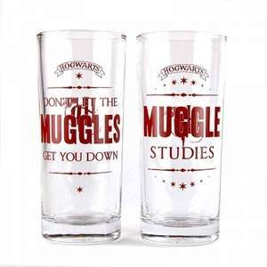 Harry Potter Muggles Glasses Two Pack £4 @ Next