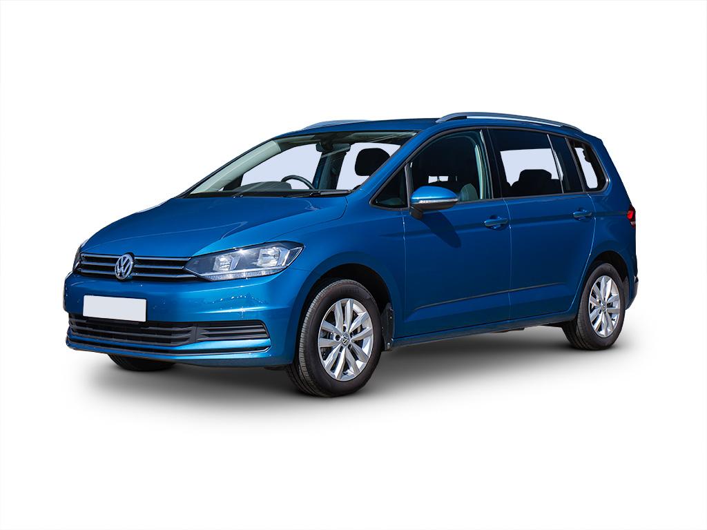 VW Touran 1.6TDI 115 SE Family DSG Model 1/23 month deal £267.02/month total £6915.50 @ NVS