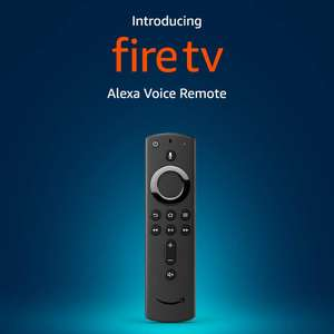 All-New Alexa Voice Remote for Fire TV, with Power and Volume Controls was £29.99 now £11.99 delivered @ Amazon (Prime only)
