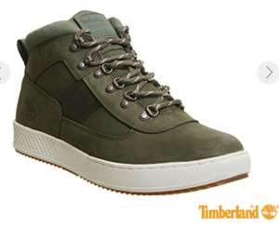 Timberland cityroam cupsole field boots - £45 @ Office