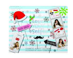 Technic Advent Love Your Selfie Cosmetic Calendar @ Amazon Sold By Rujia2018 & Fulfilled By Amazon £4.99 Prime £9.48 Non Prime