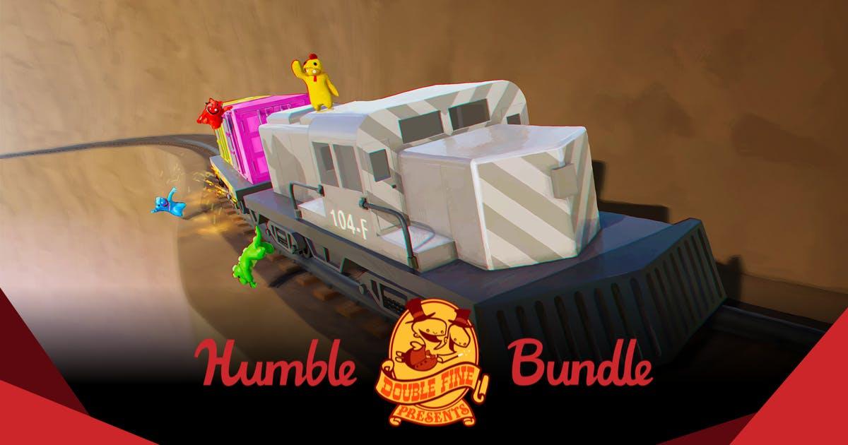New humble double fine bundle £1 @ Humblebundle.com