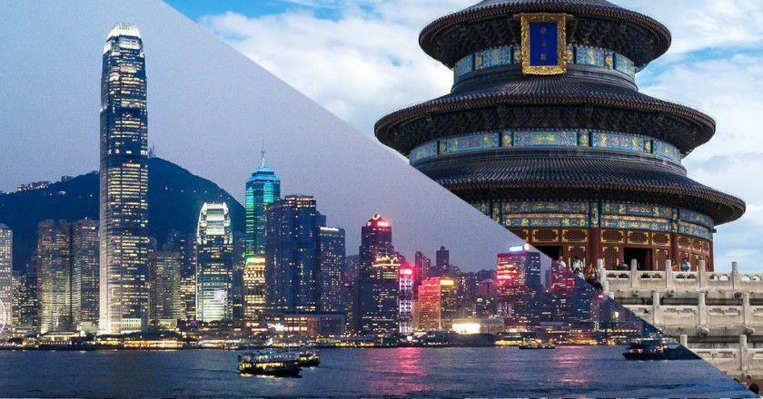 From London: Beijing, Hong Kong & Macau Trip £580.12pp @ Ebookers