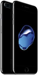 Now in Stock only 4 : New Apple iPhone 7 Plus 5.5 Inch SIM Free Unlocked 256GB Mobile Phone - Jet Black for £442.99 Delivered @ eBay Argos