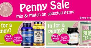 20% off everything & free delivery  @ Holland & Barrett (using MSE code MSE20)