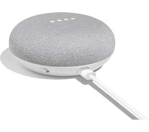 GOOGLE Home Mini - Chalk for £29 delivered / Google Home £79 delivered @ Currys (+2 Years Guarantee)