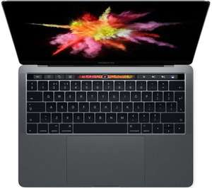 "APPLE MacBook Pro 13"" with Touch Bar - 256 GB SSD, Silver (2018) £1280 Currys"