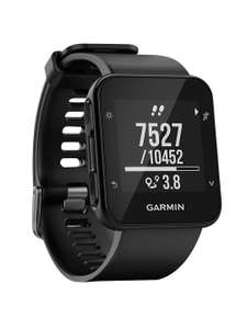 Garmin Forerunner 35 Wrist Heart Rate GPS Fitness Watch, Black £109.99 John Lewis & Partners  (2 Year Warranty)