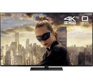 Panasonic TX-55FZ802B 4K Ultra HD Smart OLED TV - Grade A Refurbished - £999.99 + £19.99 del ElectronicWorldTV