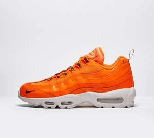 Nike Air Max 95 Premium Trainers now £84.99 @ Footasylum other colours reduced too