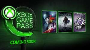More Game Pass games being added in January: Shadow of Mordor, We Happy Few, etc.