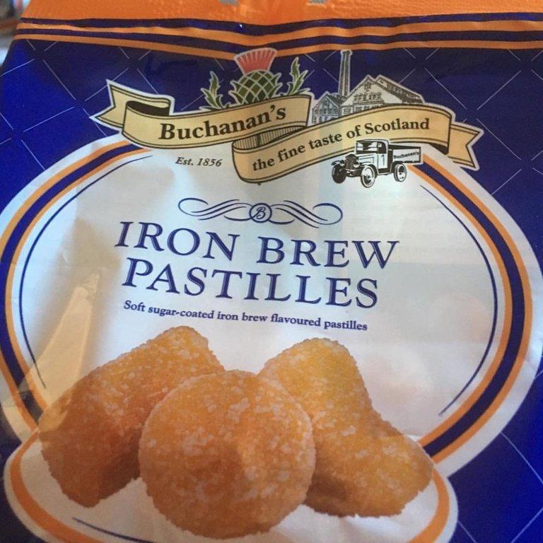 Buchanan's Iron Brew Pastilles £1 @ Coop Food