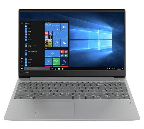 "Lenovo IdeaPad 330S 15.6"", 8th gen i5, 8GB RAM, 256GB SSD Laptop £499.99 Argos"