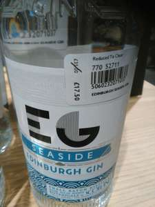Edinburgh Gin now £17.50 (70cl) @ John Lewis & Partners instore Grand Central
