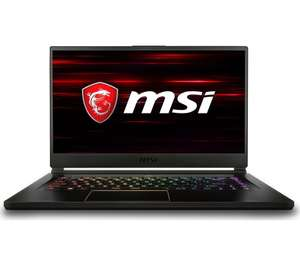 """MSIStealth Thin GS65 15.6"""" Intel® Core™ i7 GTX 1070 Gaming Laptop - 256 GB SSD @ Currys 1559.00 with TCB"""