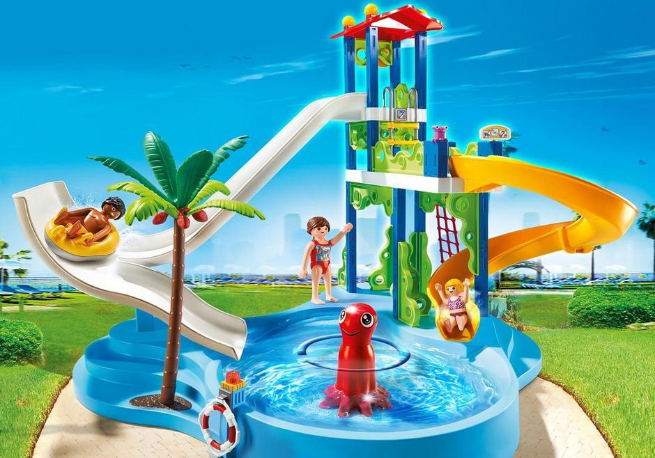 Playmobil waterpark £27.50 on playmobil website plus £3 postage