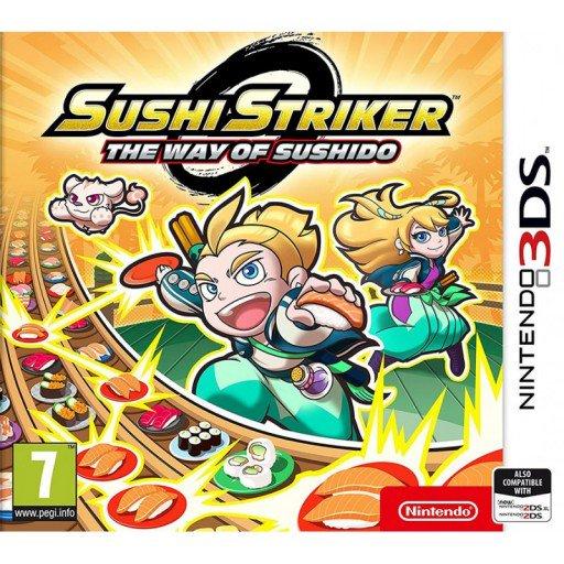SUSHI STRIKER: THE WAY OF SUSHIDO - NINTENDO 3DS - £9.95 @ TGC