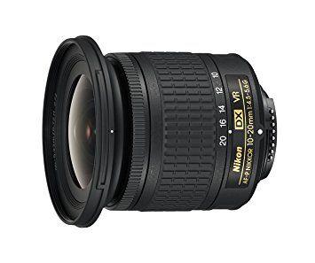 Nikon AF-P DX NIKKOR 10-20mm f/4.5-5.6G VR Lens £264 @ amazon uk, sold by amazon