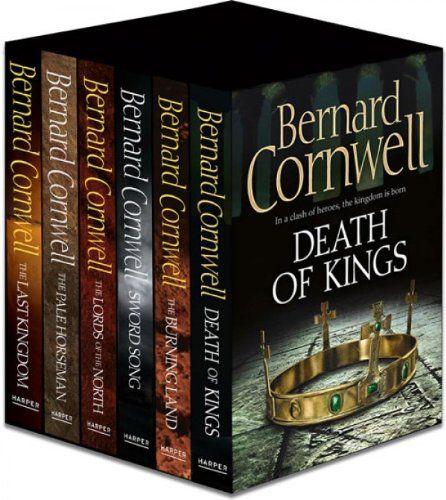 The Last Kingdom Series Books 1-6 (The Last Kingdom Series) byBernard Cornwell - £6.69 (Kindle Edition) @ Amazon