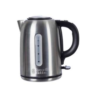 Russell Hobbs Buckingham Quiet Boil Cordless Kettle - Stainless Steel - £20.99 (with code) @ Robert Dyas
