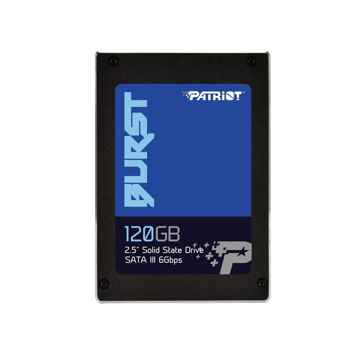 Patriot Burst SSD 120GB - £17.96 Prime / £22.45 Non-Prime @ Amazon