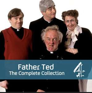 Father Ted Complete Collection £5.99 @ iTunes