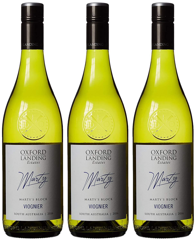 Oxford Landing Marty's Block Viognier Wine, 75 cl (Case of 3) by Oxford Landing @ Amazon Warehouse New £18.51 Prime £23 Non Prime