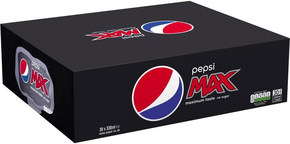 30x 330ml Pepsi Max £4.99 at Costco