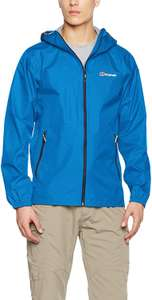 Berghaus Men's Deluge Light Shell Jacket Snorkel blue large £35.87 @ Amazon