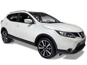 Nissan Qashqai SUV 2wd 1.5 dCi 115 Acenta Premium 5Dr Manual £240.67 month + fees - Total £6136 / at Mad Sheep Leasing
