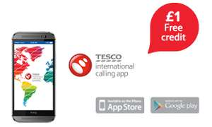 6 months unlimited calls to UK landlines for £3 at Tesco International Calling