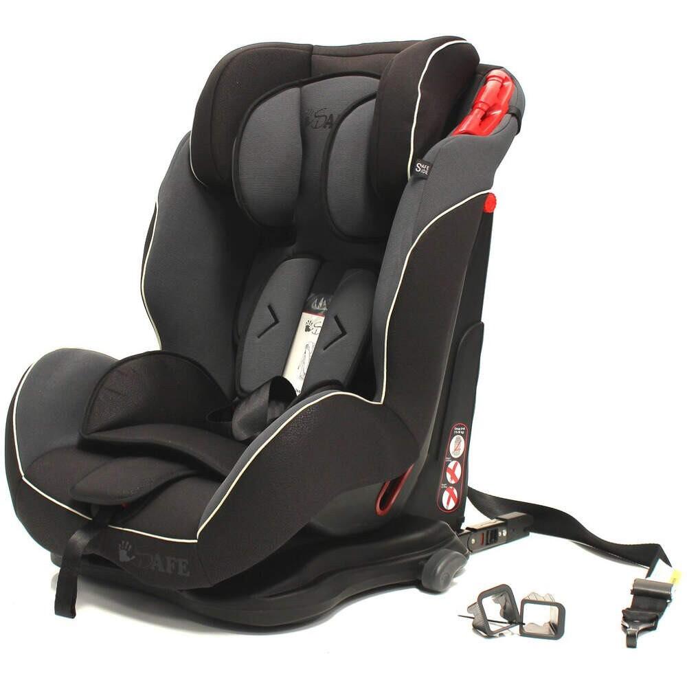 iSafe ISOFIX Duo Trio Group 1-2-3 Plus Car Seat (Mocha) £99.95 PreciousLittleOne