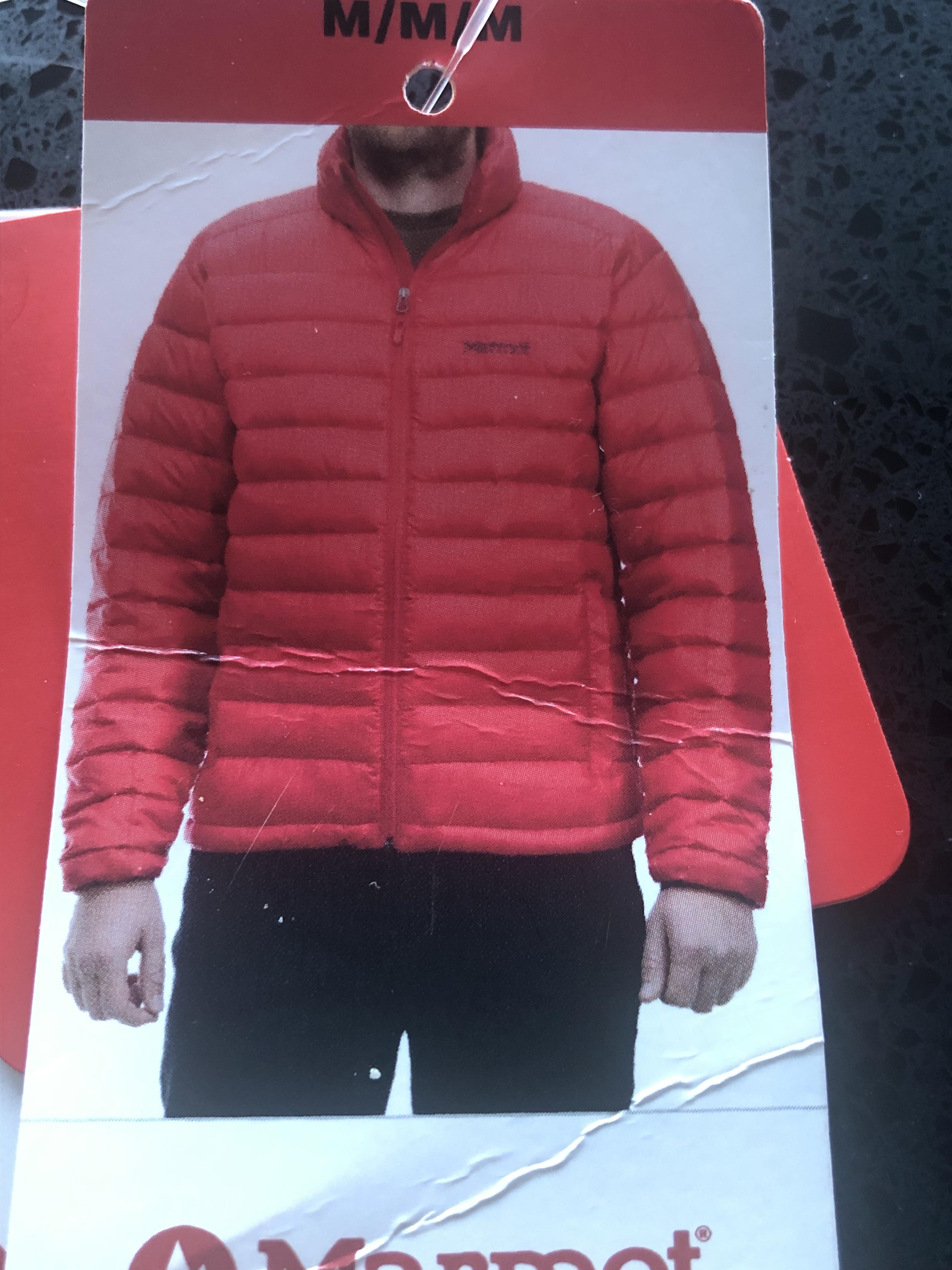Marmot azos down jacket £59.96 instore at Costco Gateshead price includes VAT