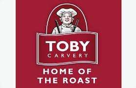 free voucher for a king-size upgrade, pudding or starter for doing survey @ toby carvery