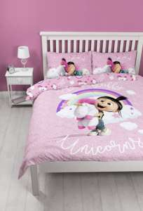 Despicable Me Daydream Bedding Set - Single £6.99 delivered @ Argos eBay store