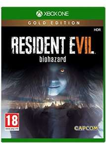 Resident Evil 7 Gold Edition (Xbox One) £16.85 Delivered @ Base