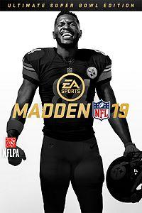 Madden 19: Ultimate Super Bowl Edition (Xbox Marketplace) - £26.40