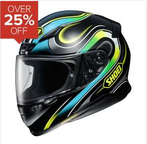 Full face sports helmet with EQRS security system - £349.99 @ SportsBikeShop