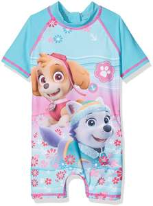 Nickelodeon Girl's Paw Patrol Base Layer @ Amazon Add On £3.39