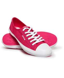 Womens Low Pro Sneaker size 3  to 7  - £12.50 @ Superdry.com